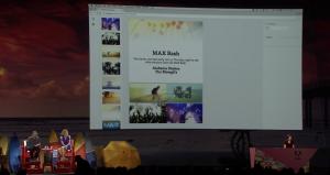 Adobe MAX Sneaks - Ben Farrell