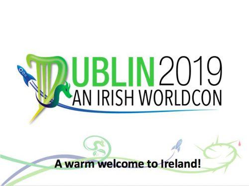 dublin worldcon, worldcon, worldcon 77, worldcon 2019
