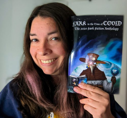 it's only vampire, rebecca gomez farrell, fark in the time of covid, fark fiction anthology