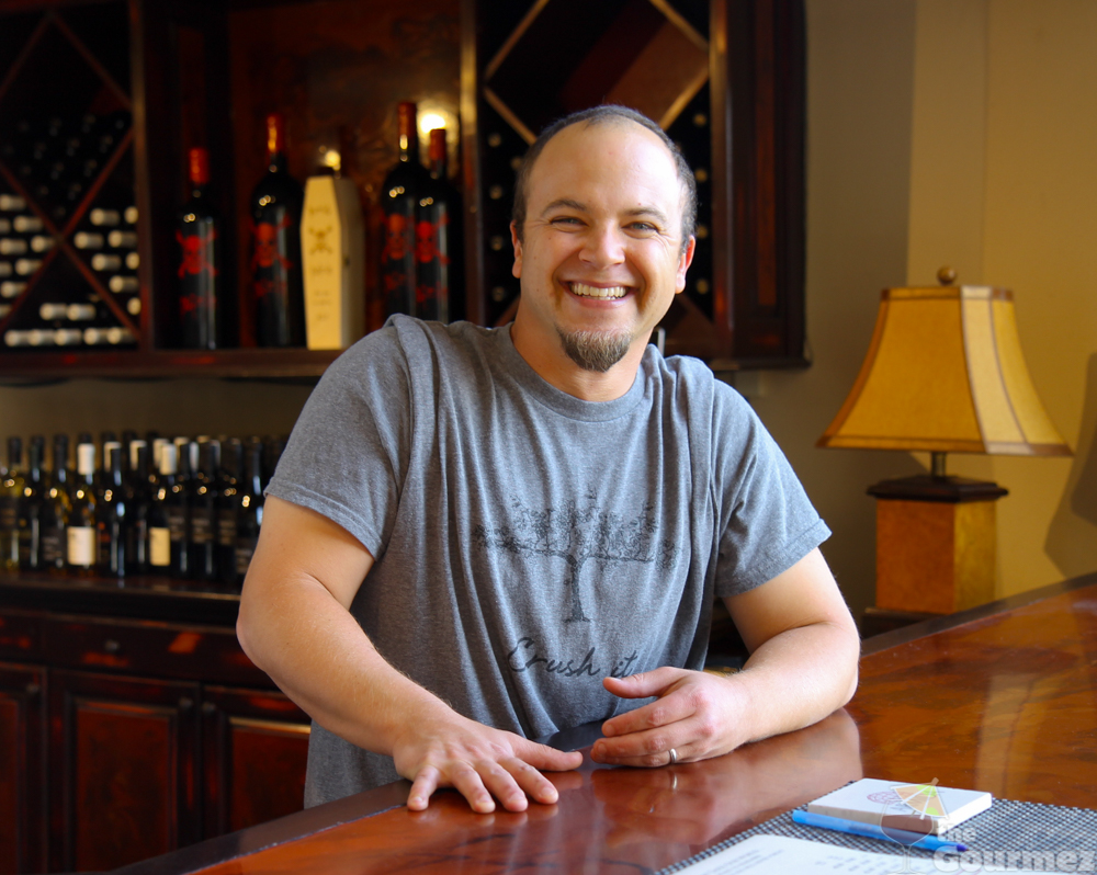 brandon lapides, armida winery, winemaker, armida, healdsburg
