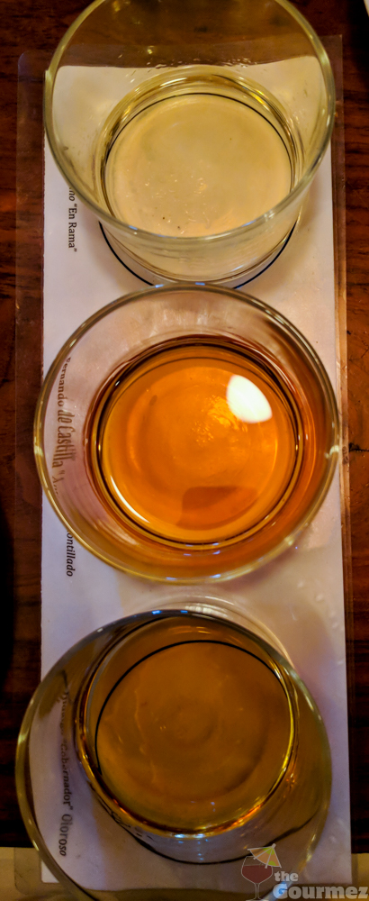 wine road, sonoma county, bravas, tapas, healdsburg, sherry flight
