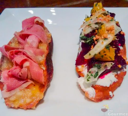 crostini, southie, oakland, restaurant, review, rockridge