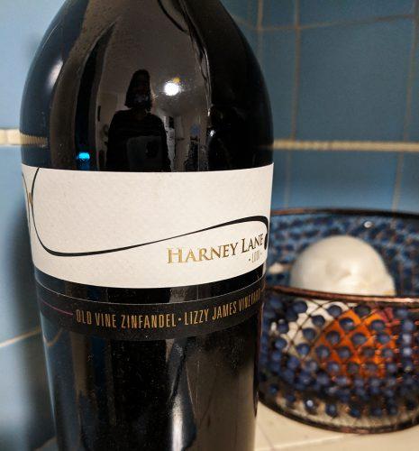 harney lane, wines, vineyards, lodi wine, old vine, zinfandel, lizzy games, tasting notes, wine review