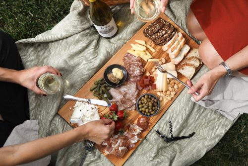 jordan winery, picnic, charcuterie