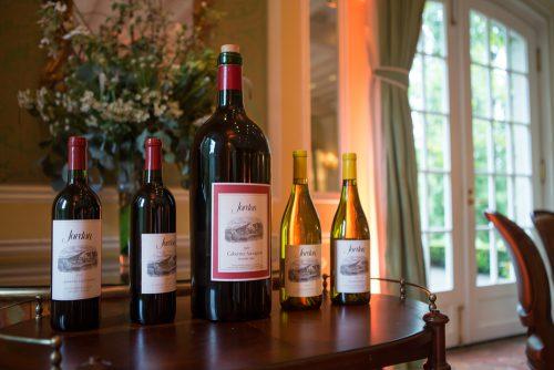 jordan winery, wines