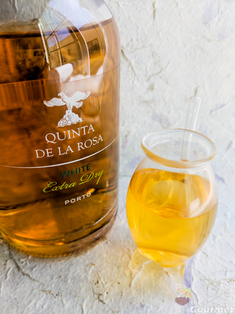 Quinta De La Rosa Extra Dry Non-Vintage White Port