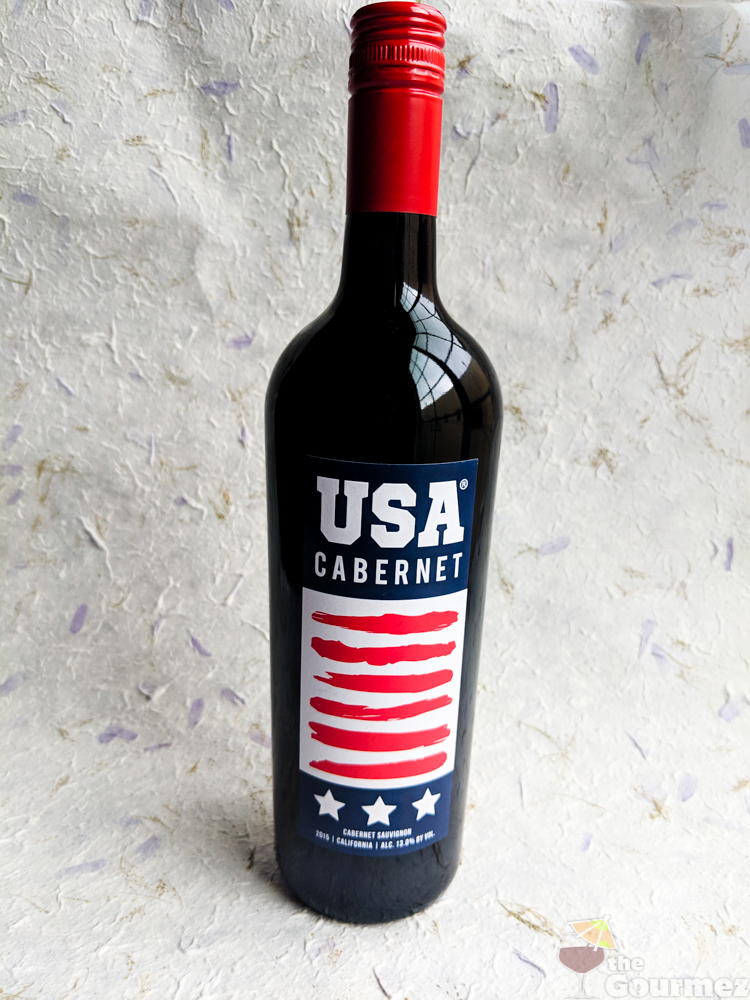 "USA Cabernet: ""Rumored to Be Made by American Exceptionalism"""