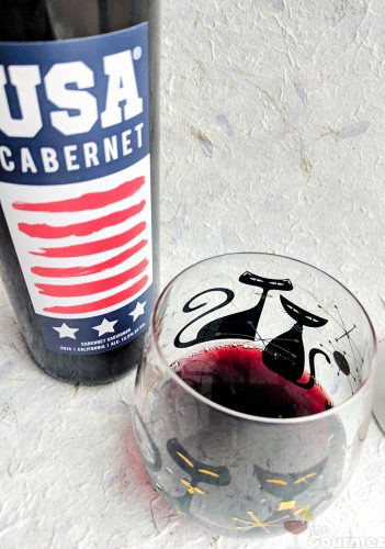usa cabernet, usa, cabernet, wine, tasting notes, review, peter woods