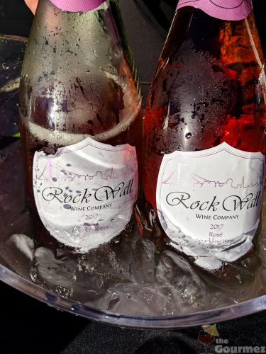 rock wall, rock wall wines, rose, wine walk, tasting notes