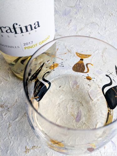 sera fina cellars, sera fina wine, sera fine, serafina, amador county, tasting notes, wine review, scotto, pinot grigio, pinot gris
