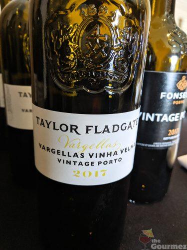 2017 Vintage Port, port, porto, tasting notes, wine tasting, taylor fladgate, vargellas vinha velha