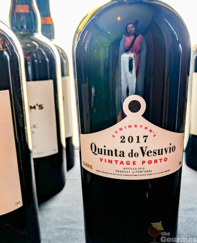 2017 Vintage Port, port, porto, tasting notes, wine tasting, quinta do vesuvio
