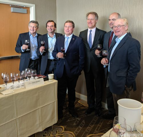 2017 Vintage Port, tasting notes, wine tasting, port, rupert symintong, charles symington, david guimarens, adrian bridge, carlos agrellos, dominic symington