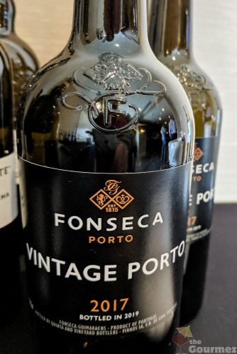 2017 Vintage Port, port, porto, tasting notes, wine tasting, fonseca