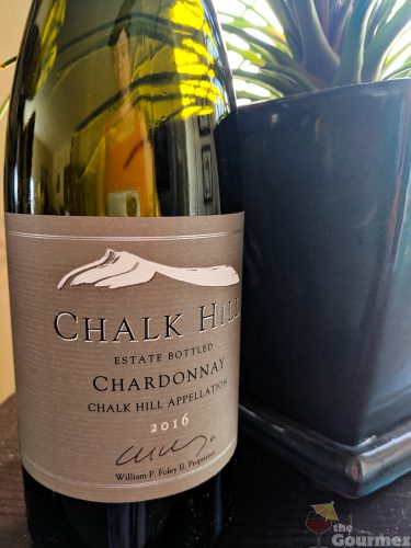 chalk hill, chalk hill chardonnay, wine tasting, wine review