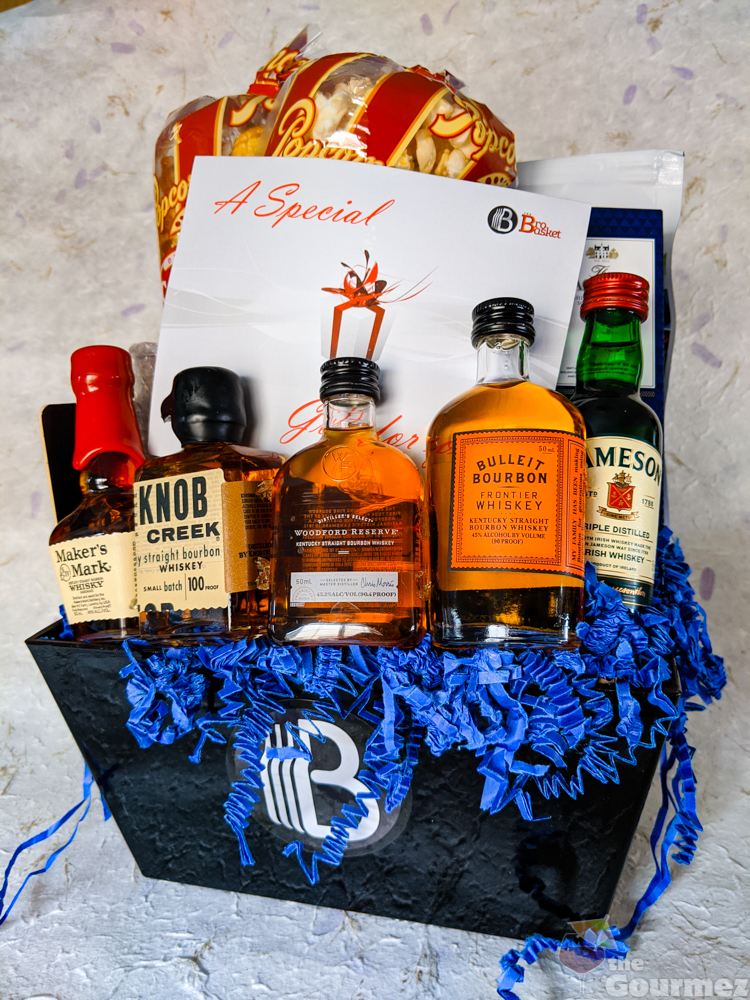 The BroBasket Gift Basket for Drinkers of Any Gender