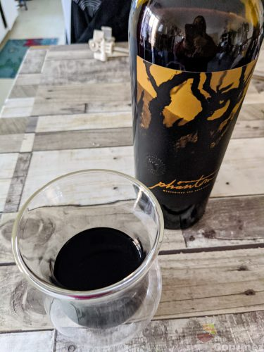 phantom wine, bogle, winery, halloween wine, wine app, augmented reality, wine lapels, app, ghost story, tasting notes, wine review, phantom red blend, phantom chardonnay