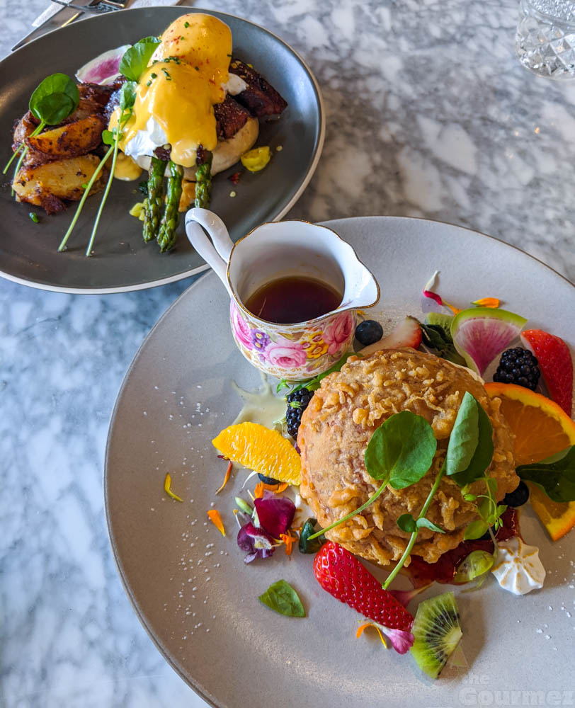 A Brunch at Son and Garden and Peek at the Secret Bar