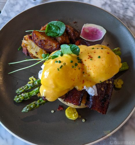son and garden, san francisco, the gourmez, review, brunch, restaurant review, benedict