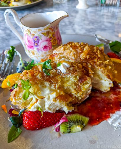 son and garden, san francisco, the gourmez, review, brunch, restaurant review, french toast