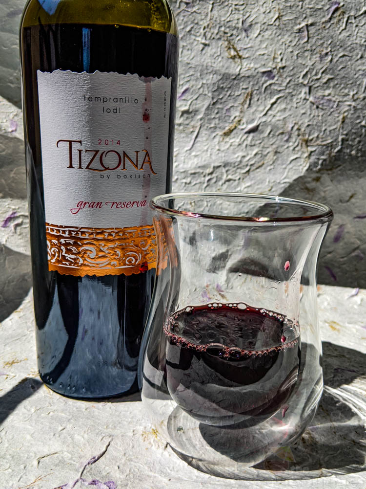 Tizona by Bokisch 2014 Gran Reserva Tempranillo