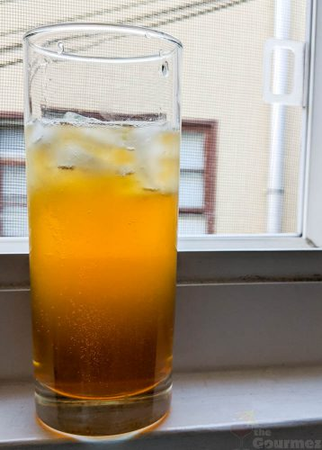 burly beverages, shrubs, shrub, soda syrup, burly shrub, review, tasting notes, cascara cola