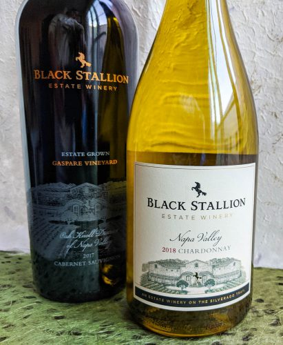black stallion, wine, winery, estate winery, cab, cabernet, cabernet sauvigion, wine tasting tasting notes, review, chardonnay
