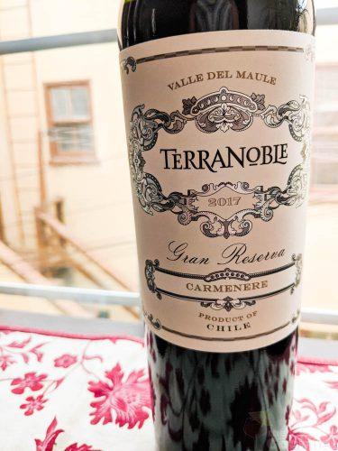 terranoble, terranoble wine, carmenere, wine tasting, tasting notes, wine review, chilean wine, chile wine, the gourmez, gran reserva