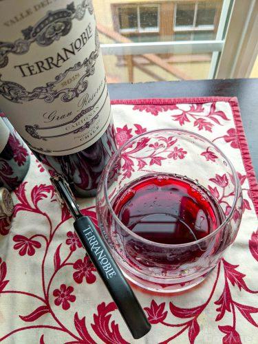 terranoble, terranoble wine, carmenere, wine tasting, tasting notes, wine review, chilean wine, chile wine, the gourmez, gran reserva, carignangran reserva