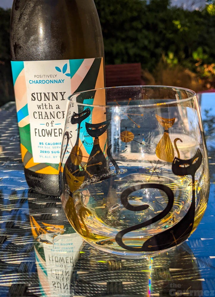 Sunny with a Chance of Flowers Wines