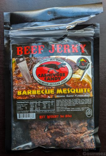 manly man, manly man co, beef jerky, jerky, meat bouquet, jerky bouquet, gift box, review, carnivore candy, barbecue mesquite