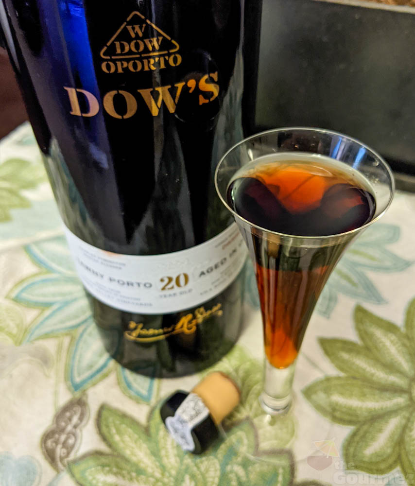 Dow's 10- and 20-Year-Old Tawny Ports