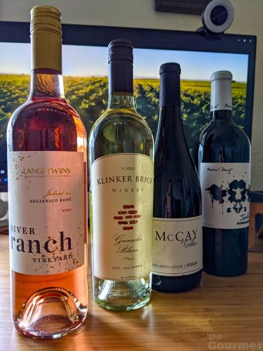 lodi wine, lodi winegrape commission, lodi rules, wine tasting, the gourmez
