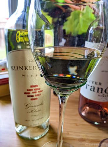 lodi wine, lodi winegrape commission, lodi rules, wine tasting, the gourmez, klinker brick, grenache blanc, tasting notes, review
