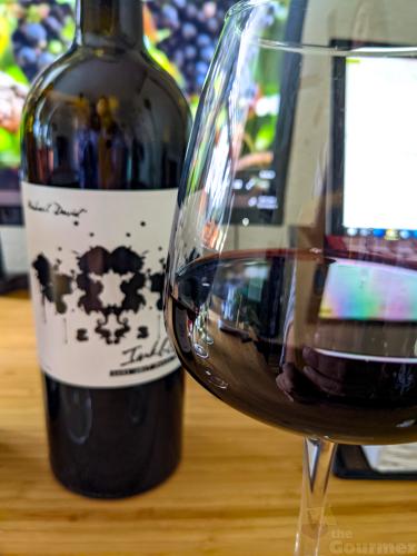 lodi wine, lodi winegrape commission, lodi rules, wine tasting, the gourmez, michael david, inkblot, tasting notes, review